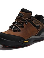 Sapatos Aventura Masculino / Unissex Marrom Napa Leather