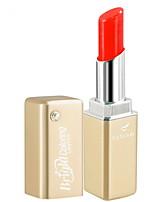 Rouges à Lèvres Humide Crème Gloss coloré Rose / Orange 1 No