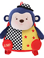 Genuine Mi Rabbit Metoo Senbao Monkey Plush Backpack Schoolbag Shoulder Bag Plush Toys Circus Treasure
