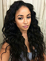 Unprocessed Brazilian Virgin Human Hair Lace Wigs Natural Wave 100% Human Hair Wig Full Lace Wigs