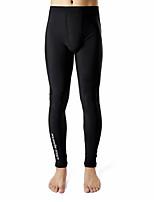 Corsa Pantaloni / Calze Per uomo Compressione Fitness Sportivo Aderente altro