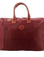 DAVIDJONES/Unisex-Formal / Sports / Outdoor / Professioanl Use-PU-Travel Bag-Multi-color