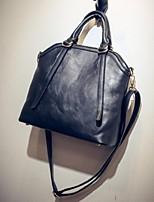 Women Cowhide Casual / Outdoor Shoulder Bag