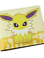 Inspired By Pocket Little Monster Jolteon PU leather Wallet