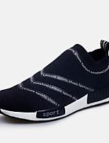 Men's Shoes Athletic Fleece Fashion Sneakers Black
