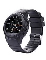 relojes inteligentes G601, Bluetooth 4.0 / monitor de frecuencia cardíaca / Control de actividad / llamadas de manos libres para Android /