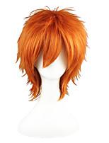 Shugo Chara-Souma Kukai Orange 14inch Anime Cosplay Wig CS-012B