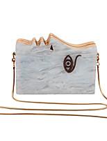L.WEST Women's The Side Face Evening Bag