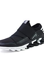 Men's Shoes EU39-EU44 Casual/Travel/Outdoor Fabric Leather Fashion Blade Bottom Sneakers Shoes