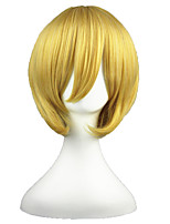 Black Butler-Belphegor Blonde 14inchAnime Cosplay Wig CS-001H