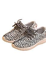 Sneakers a la Moda(Negro / Amarillo / Morado / Gris) -Confort / Innovador-Tejido