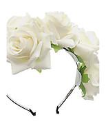 Mujer / Niña de flor Tejido Celada-Boda / Ocasión especial / Casual / Al Aire Libre Bandas de cabeza 1 Pieza