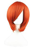 Angel BeAts-Otonashi Yuzuru Orange Anime 14inch Cosplay Wig CS-002C