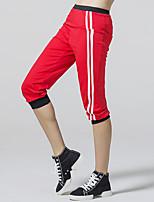 Mujer Carrera Pantalones Taekwondo / Boxeo / Escalada / Fitness / Deportes recreativos / Bádminton / Baloncesto / Ciclismo / Running