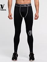 Corsa Pantaloni Per uomo Asciugatura rapida / Materiali leggeri / Compressione Corsa Sportivo altro