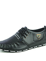 Men's Shoes Casual/Party/Office & Career/Drive Fashion Casual Oxfords PU Leather EU39-EU44