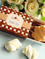 Fall in Love Leaf-Shaped Soaps Wedding Tea Party Favors, Door Gifts BETER-XZ019