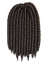 # 4 Havanna Twist Braids Haarverlängerungen 12 Kanekalon 2 Strand 80 Gramm Haar Borten