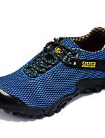 Scarpe Escursionismo Da uomo Sintetico Blu / Argento