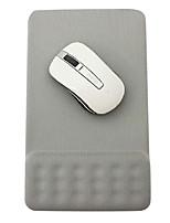 25*15*0.5cm Silicone Massage Mouse Pad for Desktop/Laptop/Computer