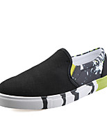Men's Shoes Athletic Canvas Fashion Sneakers Blue / Green / Red