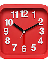 Creative Cute Shape Mute Alarm Clock