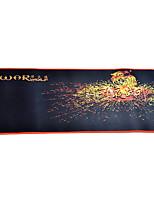 70 * 30 centímetros super grande mousepad de jogo para lol / cf / dota preto