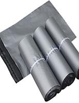 argent sac d'emballage logistique imperméable (38 * 51cm, 100 / paquet)