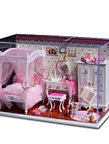 Diy Hut T-004 Powder Pink Love Love You Handmade Gift Ideas Birthday Gift