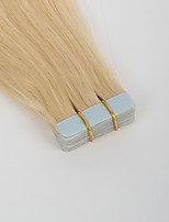 Remy Tape Hair Extension 25pieces/set 16inch-20inch Tape In Skin Human Hair Extensions Hair Weft No Tangle No Shed