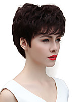 populares inteligente en capas remy virginal humano del pelo mano atada pelucas Hamor de la mujer repetición la máquina
