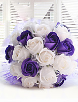 Wedding Flowers Round Roses Bouquets