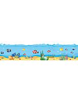 Animaux / Bande dessinée / Mots& Citations / Romance / Mode / Vacances / Paysage / Forme / Fantaisie Stickers muraux Stickers avion,PVC