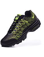 Zapatos Sneakers Tejido Negro / Gris / Gris Topo Hombre