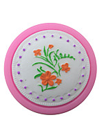 DIY Rounded / Flowers Type Candy Fondant Cake Molds  For The Kitchen Baking Molds