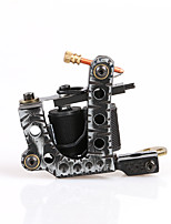 Shader Tattoo Machine 10 Coils Cast Iron Tattoo Art Supply