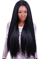 Glueless Full Lace Human Hair Wigs For Black Women 7A Straight Lace Front Human Hair Wigs 130% Peruvian Virgin Hair Wig