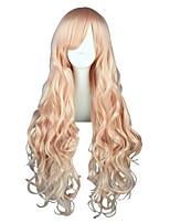 Macross Series-Sheryl Nome Light Pink 32inch Anime Cosplay Wig CS-032C
