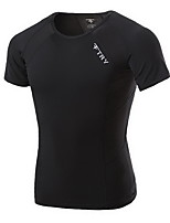 Running Tops / T-shirt Men's Short Sleeve Compression Running Sports Sports Wear Others