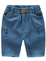 2016 New US Child Denim Shorts Summer Children's Jeans Shorts Boys Fashion Denim Short Pants