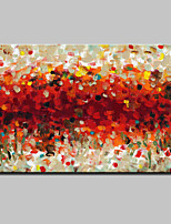 Big Size Hand Painted Modern Abstract Canvas Oil Paintings Wall Art Picture With Stretched Frame Ready To Hang 90x140cm