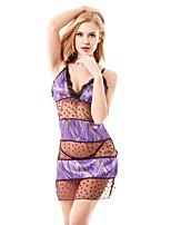 Vêtement de nuit Femme Nuisette & Culottes Satin