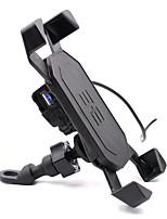 moto conducente supporto mobile elettronica Holder caricatore mobile interfaccia USB con l'interruttore