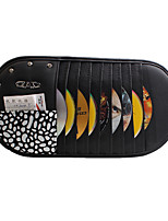 multifuncional clip de cd con diamantes de imitación 9 cargado anti-ultravioleta del sol sombrilla de aislamiento