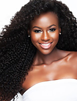 100% Indian Remy Human Hair Lace Wigs Curly Lace Wigs For Black Womens