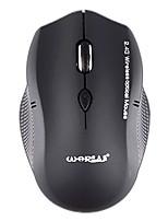 lupo guerra mouse senza fili 2.4g