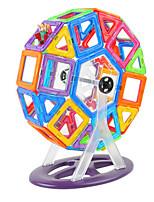 tranche magnétique de jouets le jeu de grande roue