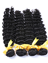 4pcs Rosa Hair Products Deep Wave Brazilian Virgin Hair Brazilian Deep Wave Annabelle Hair Wet And Wavy Virgin
