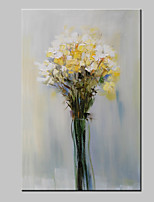 Large Hand Painted Flower Oil Painting On Canvas Modern Wall Art Picture With Stretched Frame Ready To Hang 90x140cm