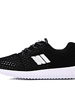 Men's Yeeze Shoes EU38-EU44 Casual/Travel/Outdoor Fashion Sneakers Tulle Leather Woven Shoes